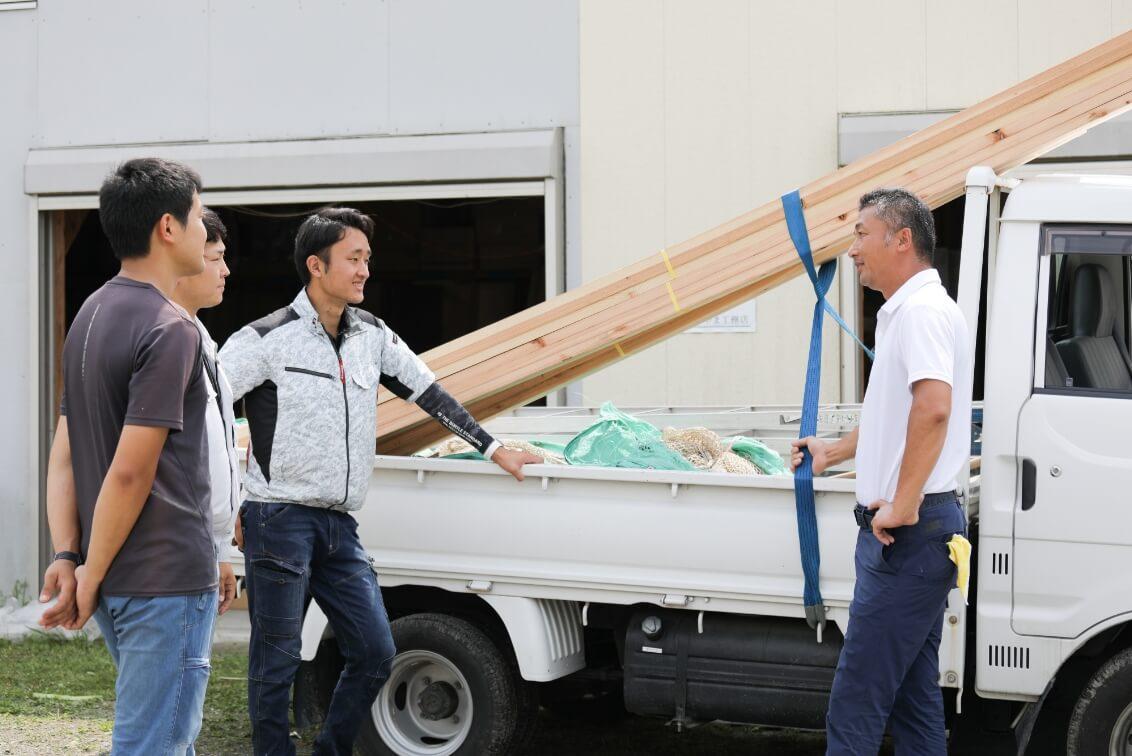 滋賀県おおやま工務店のイメージ